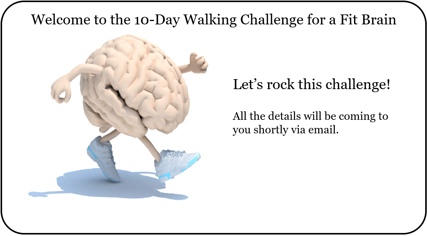 Mindstage - Walking Challenge